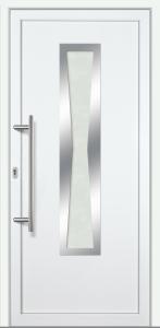 """Haustür """"EDIT"""" 60mm (PVC, weiß)"""