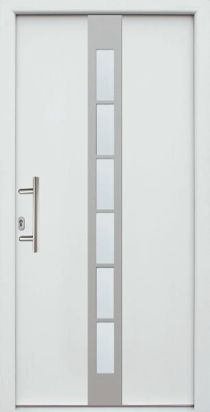 """Haustür """"MIRIAM"""" 60mm (ALU, Anthrazit, Grau oder Weiß)"""
