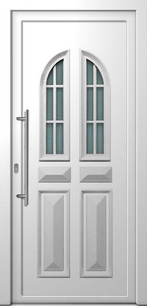 "Haustür ""CHARLEEN"" 70mm (Weiß, Anthrazit, Mahagoni oder Golden Oak)"