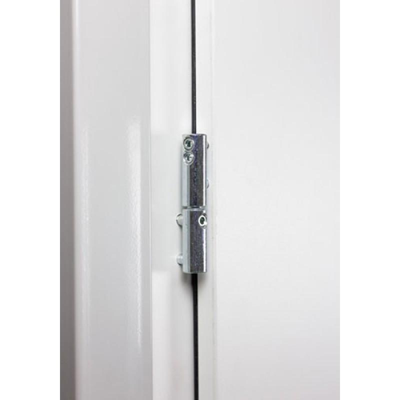 Kellertür außen  Mehrzwecktür ULLA aus Stahl Nebeneingangstür Kellertür Garagentür ...