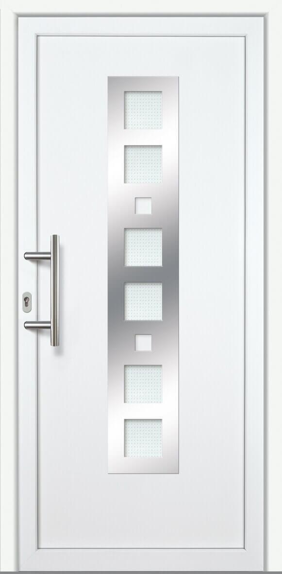 haust r lorane 60mm pvc wei kunststofft ren alle t ren bhs bauelemente handel service. Black Bedroom Furniture Sets. Home Design Ideas