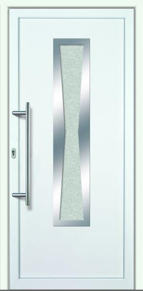 "Kunststoff-Aluminium Haustür ""INES"" 70mm"