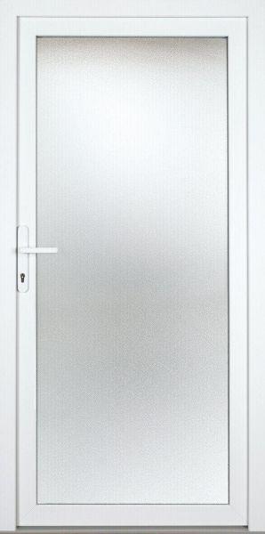 "Kunststoff Nebeneingangstür ""SELINA"" 70mm"