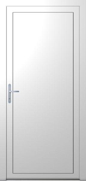 """Aluminium Nebeneingangstür """"DIANA-Q"""" 60mm"""
