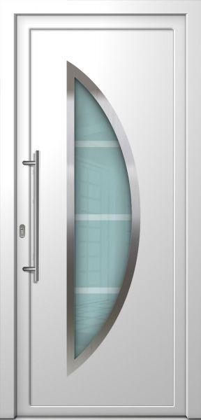 "Haustür ""LIA-S-K"" 70mm (PVC, Weiß , Anthrazit oder Golden Oak)"