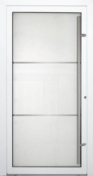 """Aluminium Glas Haustür """"LYDIA"""" 90 mm"""