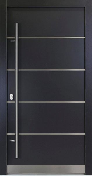 "Aluminium Haustür ""FANNIE"" 68mm"