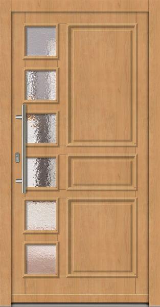 """Holz Haustür """"DOREEN"""" 66mm"""