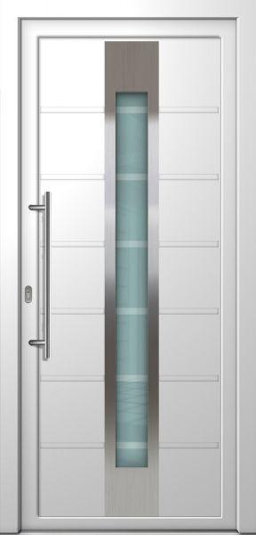 """Haustür """"MIRELLA"""" 70mm (Weiß, Anthrazit, Mahagoni oder Golden Oak)"""