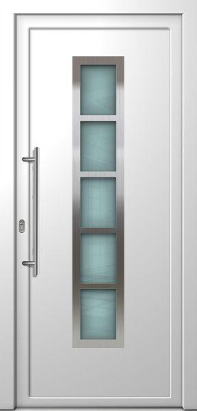 "Haustür ""LOTTE-S-K"" 70mm (PVC, Weiß , Anthrazit oder Golden Oak)"