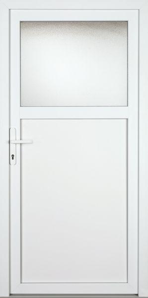 """Kunststoff Nebeneingangstür """"ANTONIA-M"""" 60mm"""