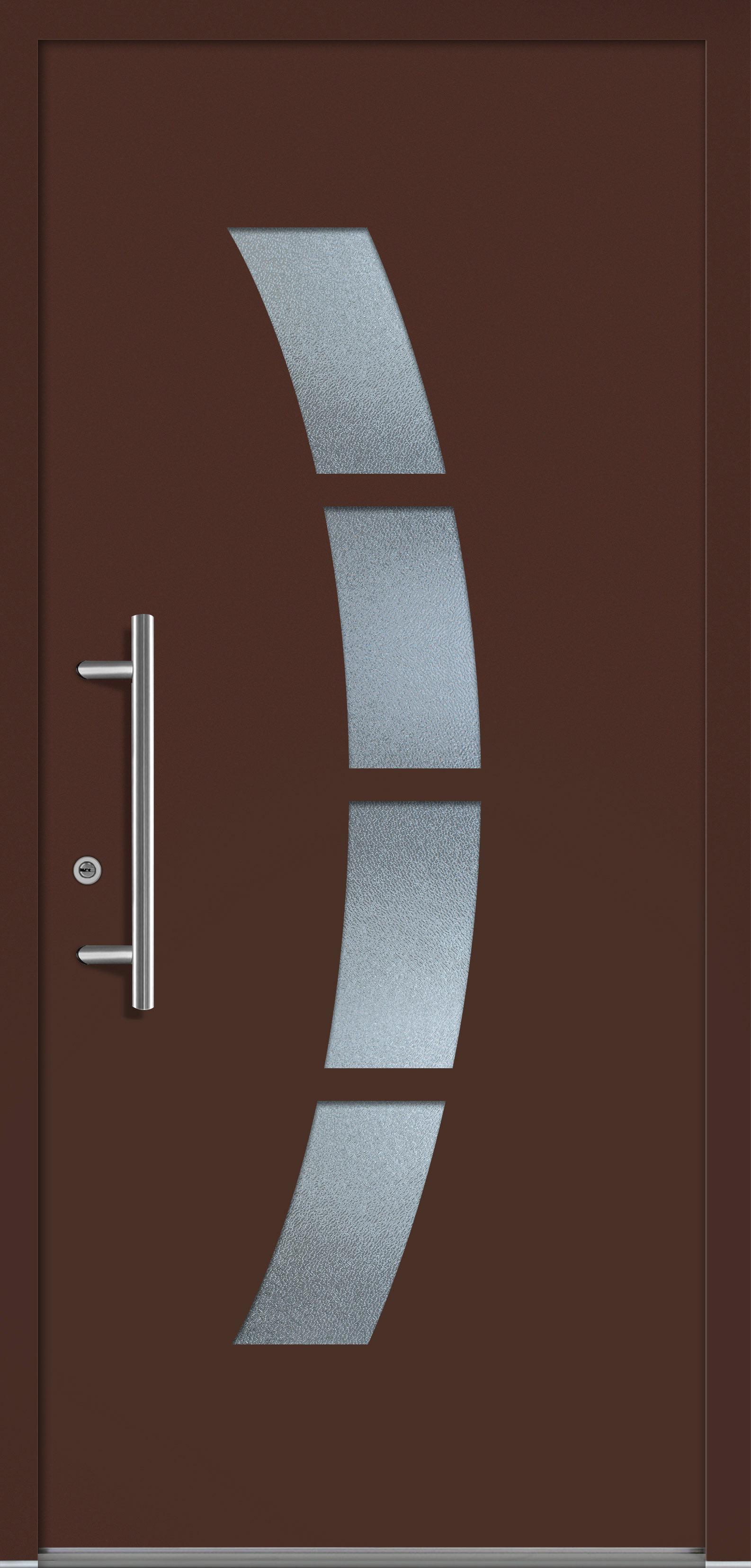 haust r meike elegance aluminiumt r eingangst r nebeneingangst r wohnungst r ebay. Black Bedroom Furniture Sets. Home Design Ideas