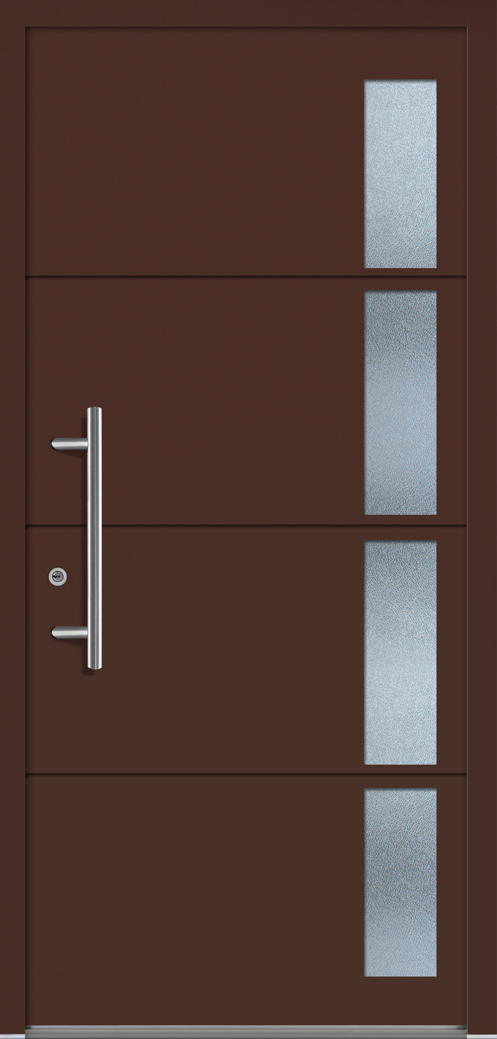 haust r rhea exclusive aluminiumt r eingangst r nebeneingangst r wohnungst r ebay. Black Bedroom Furniture Sets. Home Design Ideas