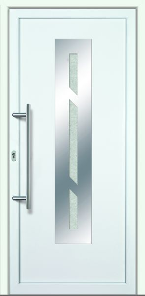 "Kunststoff-Aluminium Haustür ""ASTRID"" 70mm"