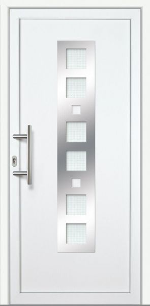 "Kunststoff Haustür ""LORANE"" 60mm"