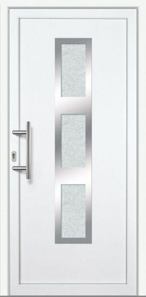 "Kunststoff-Aluminium Haustür ""MIA"" 60mm"