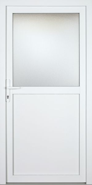 "Kunststoff Nebeneingangstür ""PAULA-M"" 60mm"